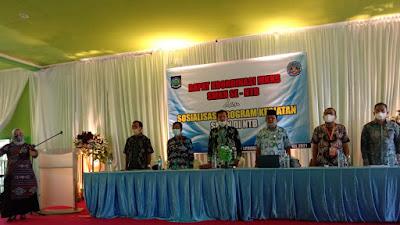Hadiri MKKS SMK, KCD Lotim Berharap Hasil Rapat Diterapkan di Sekolah