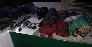 पलामू में पुलिस और टीपीसी उग्रवादियों के बीच मुठभेड़, एके-47 के साथ तीन उग्रवादी गिरफ्तार