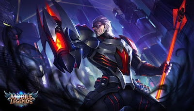 Moskov Starlight Skin, Snake Eye Commander Skin, Mobile Legends Bang Bang