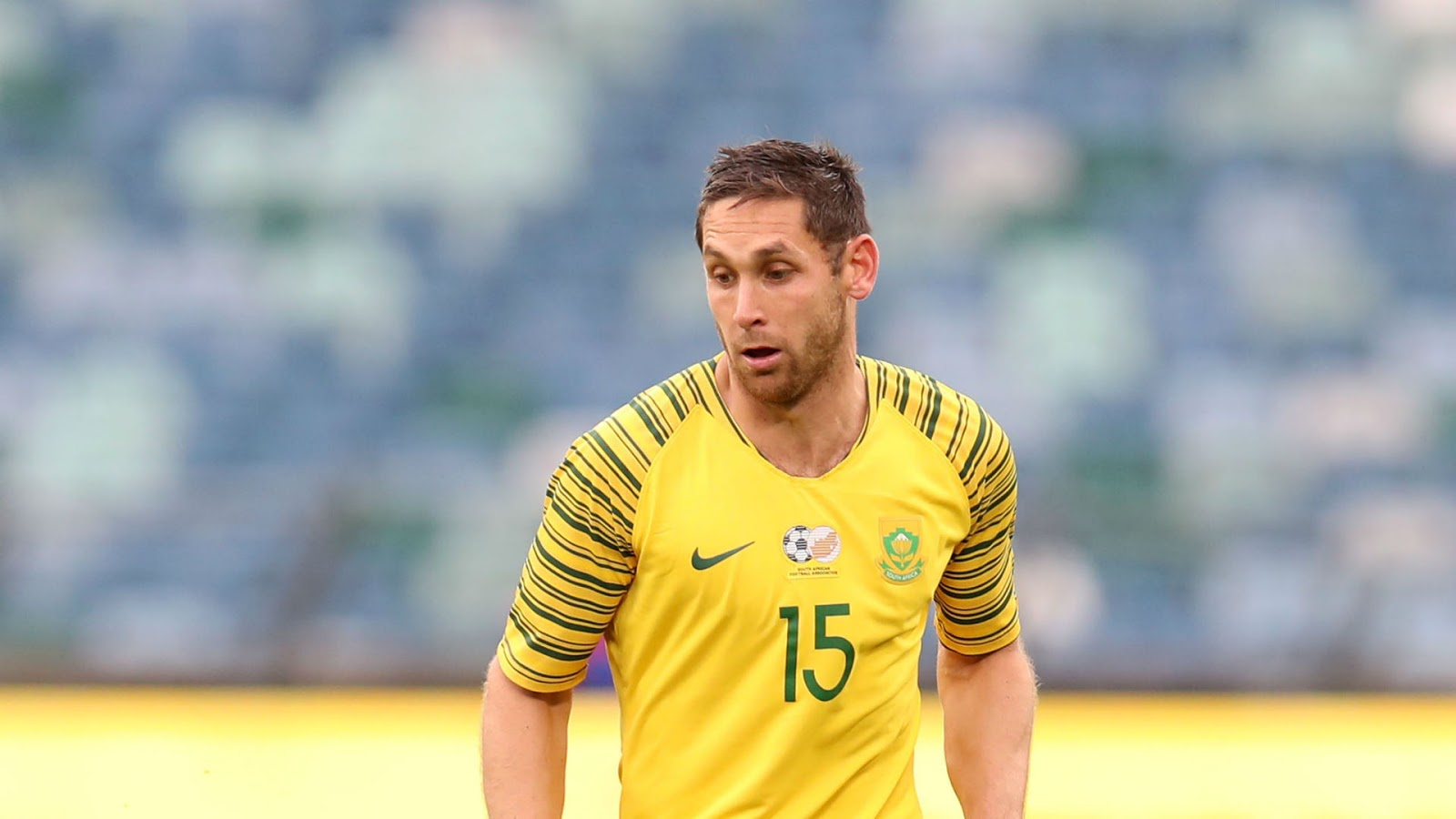 Veteran midfielder Dean Furman