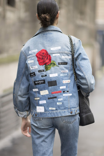 outfit denim outfit autunnali outfit autunno 2019 come indossare il denim come abbinare il denim how to wear denim street style autumn outfits mariafelicia magno fashion blogger colorblock by felym fashion blogger italiane fashion blog italiani fashion bloggers Italy tendenze autunno 2019