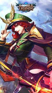 Miya Captain Thorns Heroes Marksman of Skins Starlight V1