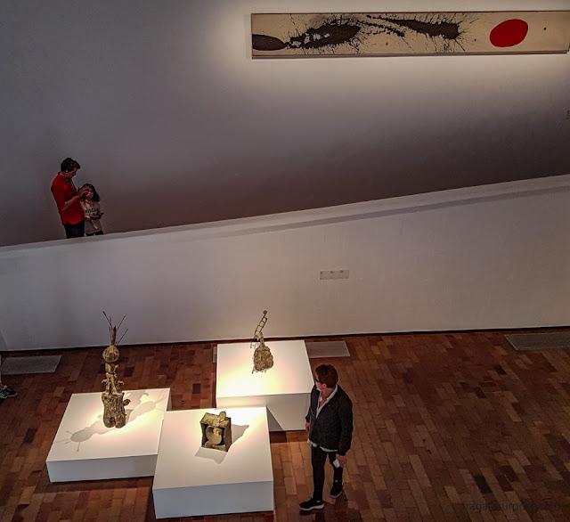 Fundação Joan Miró, Montjuic, Barcelona