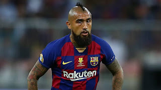 Barcelona must change the way they play, their DNA is far behind: Vidal