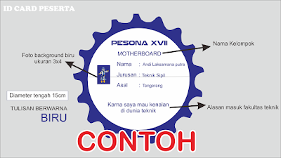 ID Card PESONA XVII