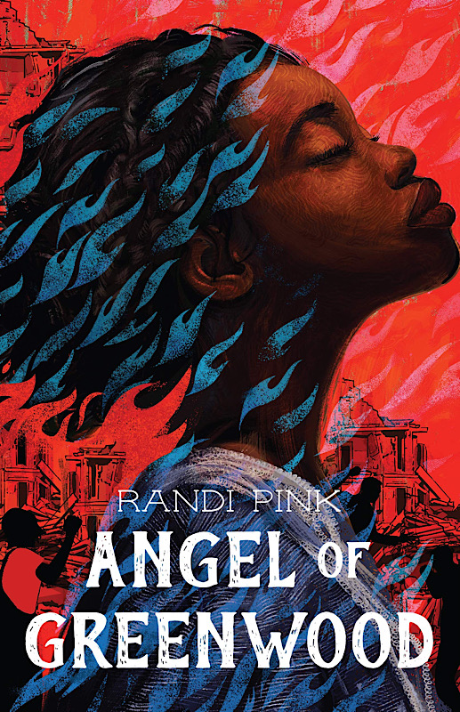 Angel of Greenwood | Book Cover