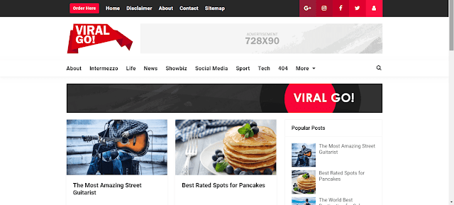 Free Download Template Viral Go Premium Terbaru
