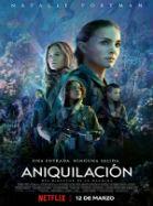 Aniquilación (2018) DVDRip Latino