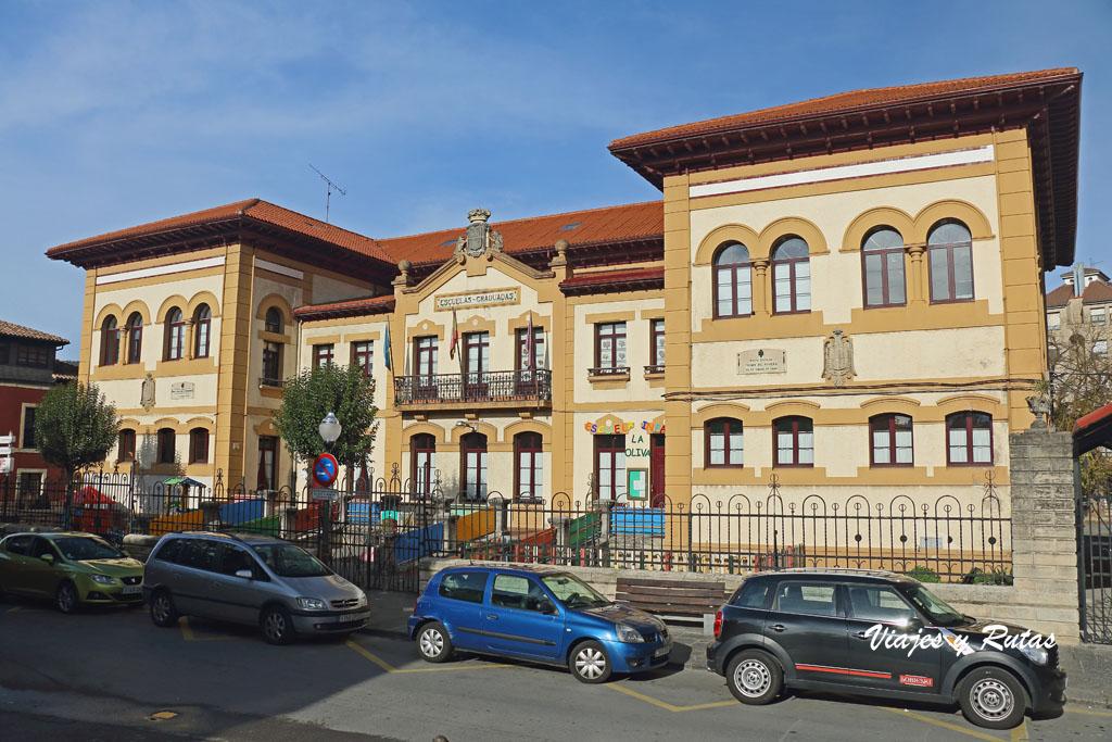 Escuelas Graduadas de Villaviciosa