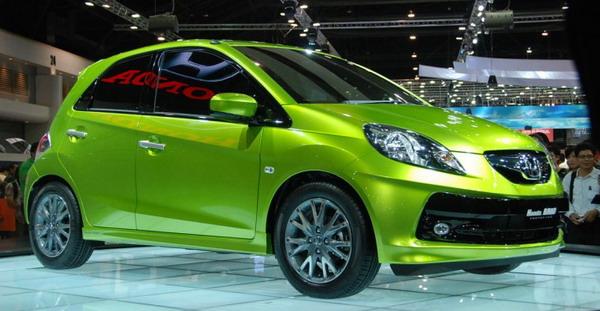 Berita Terbaru Harga dan Spesifikasi Mobil Honda Brio