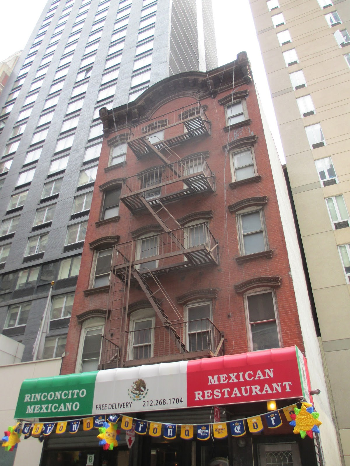 Fire Escape Scrape And Painting Brooklyn New York 917