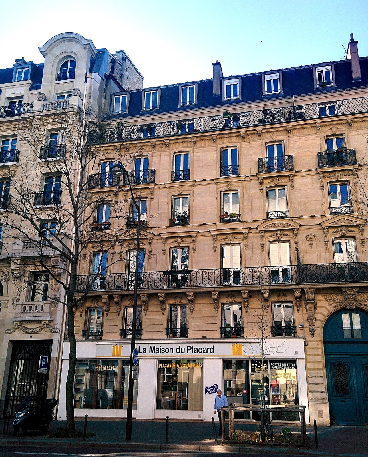 La Maison Du Placard springtime in paris – byddi lee