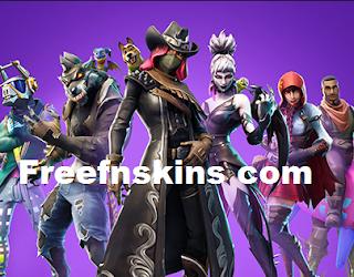 Freefnskins com || Cara dapatkan skins Fortnite gratis menggunakan freefnskins.com