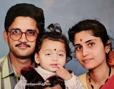 Sumedh Mudgalkar Father and Mother