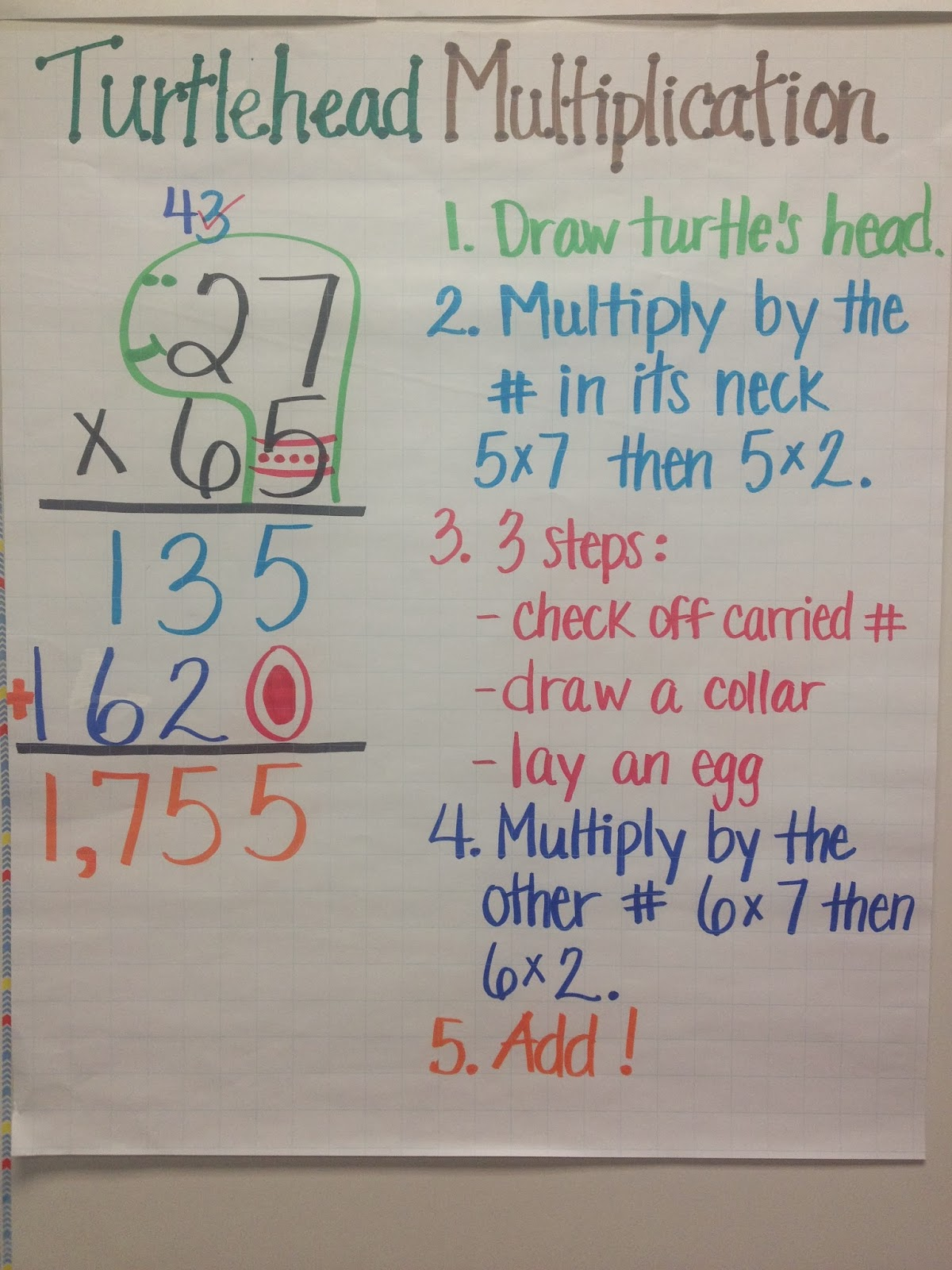 Ms Cao 39 S 4th Grade Math Multiple Digit Multiplication