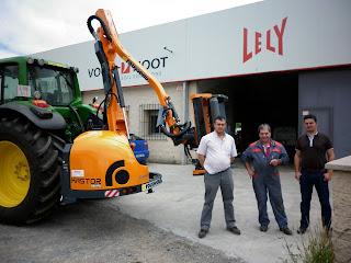 Benigno , Antonio y Luis