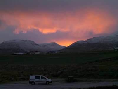 Renting a campervan is a great way to save money on expensive accommodation in Iceland