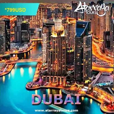 Dubai  04 Noches  05 Días  Dazzling  Express