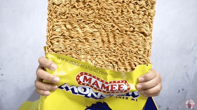 Mamee Monster saiz XL