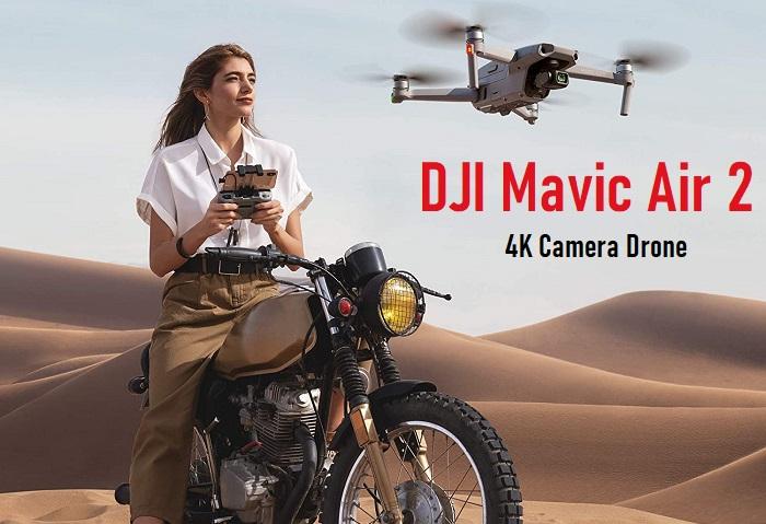 DJI Mavic Air 2 - 4K Camera Drone