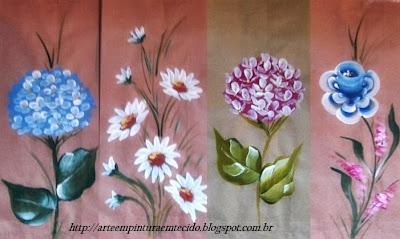 pintura em embalagens de papel