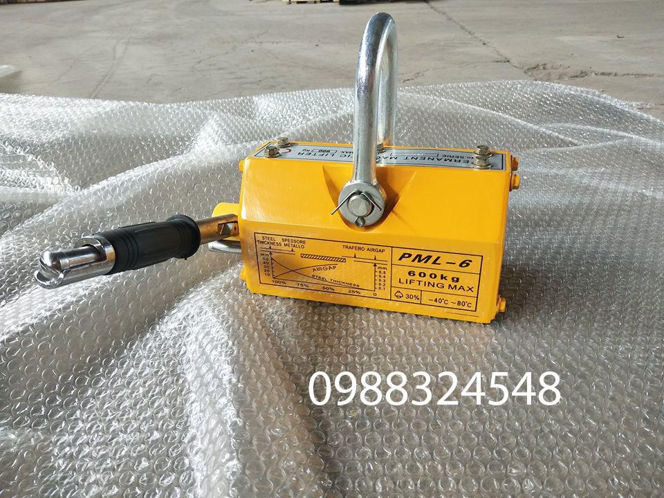 Nam châm gạt tay PML-600kg