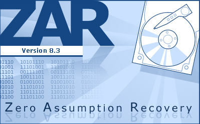 Download Zero Assumption Recovery 10.0.444 Portable data recovery software