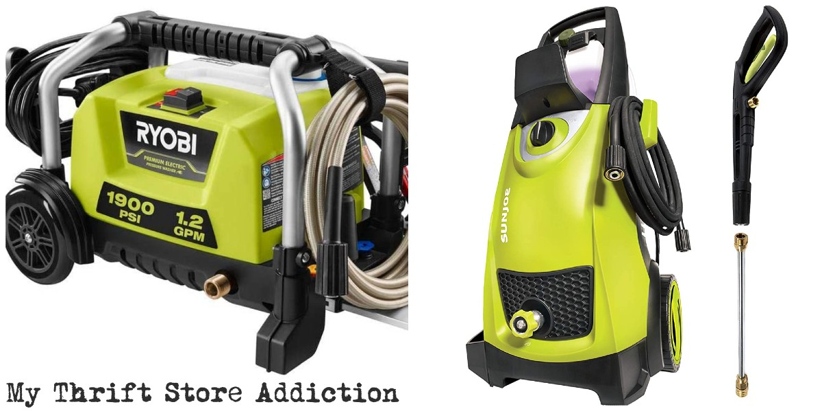 power washer review