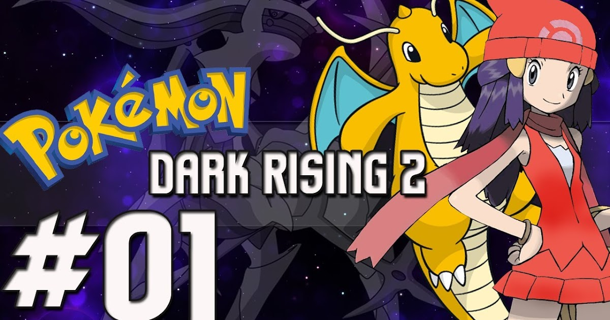 how to play pokemon dark rising on android