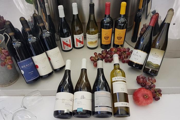 יינות בוטיק ישראליים לראש השנה וחגי תשרי 2019
