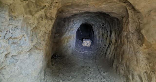 Ismét alagutat találtak a Bács-Kiskun megyei határszakaszon