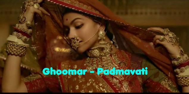 Ghoomar - Padmavati