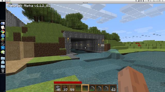 imagen minecraft cueva