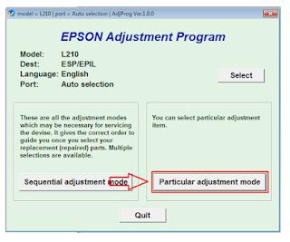 Cara Mengatasi Lampu Indikator Tinta Berkedip Printer Epson L210