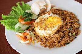 Rahasia bumbu nasi goreng jawa