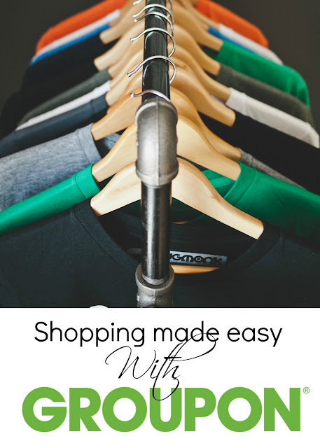 Shopping Made Easy with Groupon Coupons - save at your favorite retailers like Sephora, Bloomingdales, Nordstom, Kohls, Macy's and many more. #ad
