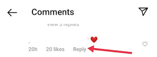 Instagram Par Comment Ka Reply Kaise Kare