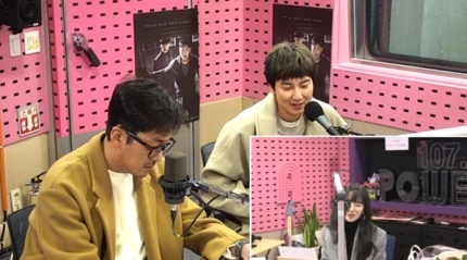 Actor Kim Namgil sent a video letter to BTS Jin and expressed his wish to meet him in the future.