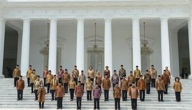 Beberapa Nama Menteri Jokowi Masuk Radar Prabowo-Sandi