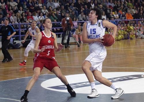 Σπανού: «Κίνητρο η Εθνική ομάδα, δεν ζω χωρίς μπάσκετ»