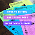 Back-to-School Free Resources
