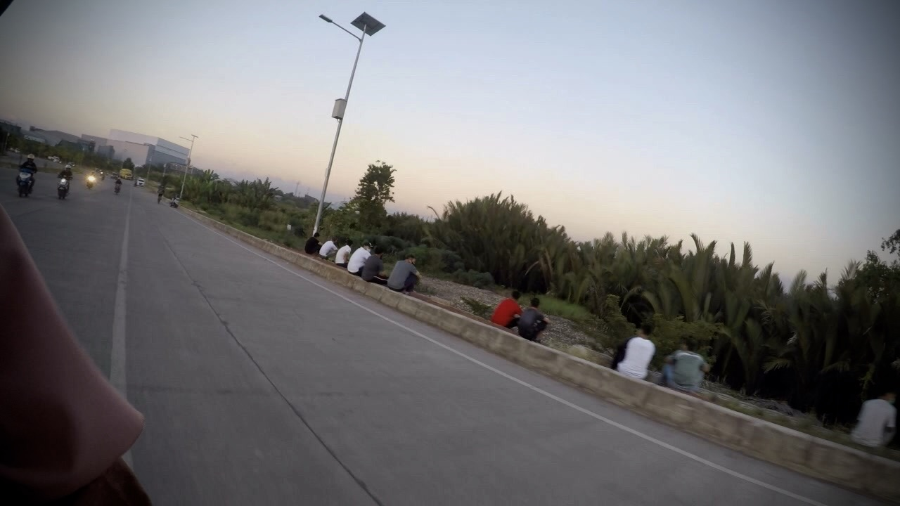 Lampu Penerangan Jalan Berbasis Panel Surya