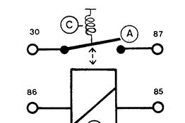 Fungsi, Komponen, Jenis dan Cara Kerja Relay Dalam Kelistrikan Mobil