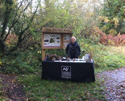 Will Robinson, Cheshire Wildlife Trust Member Recruitment Officer