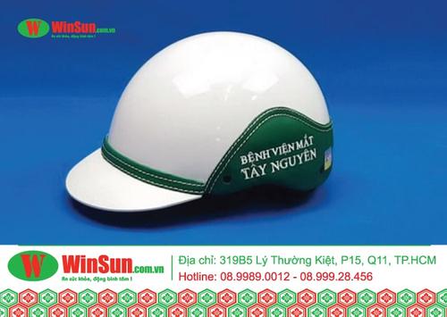 Cty sản xuất nón bảo hiểm uy tín chất lượng