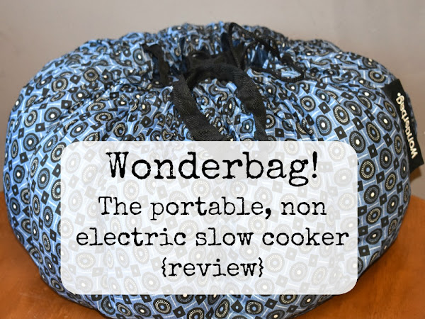 Wonderbag - The Portable Non Electric Slow Cooker {Review}