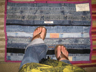 50 Creative and Cool Ways To Reuse Old Denim (50) 18