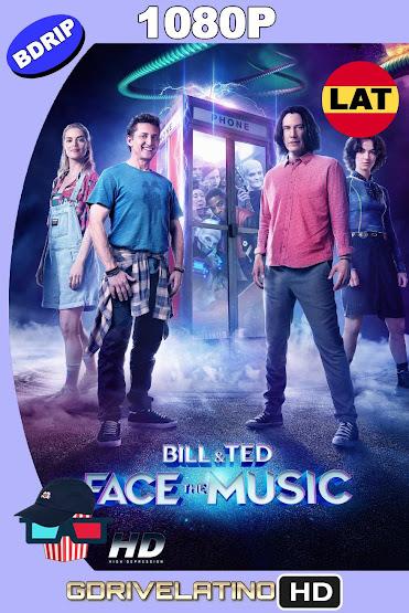 Bill & Ted Salvando el Universo (2020) BDRip 1080p Latino-Ingles MKV