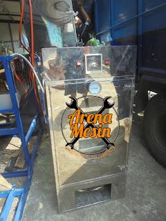 mesin oven terasi
