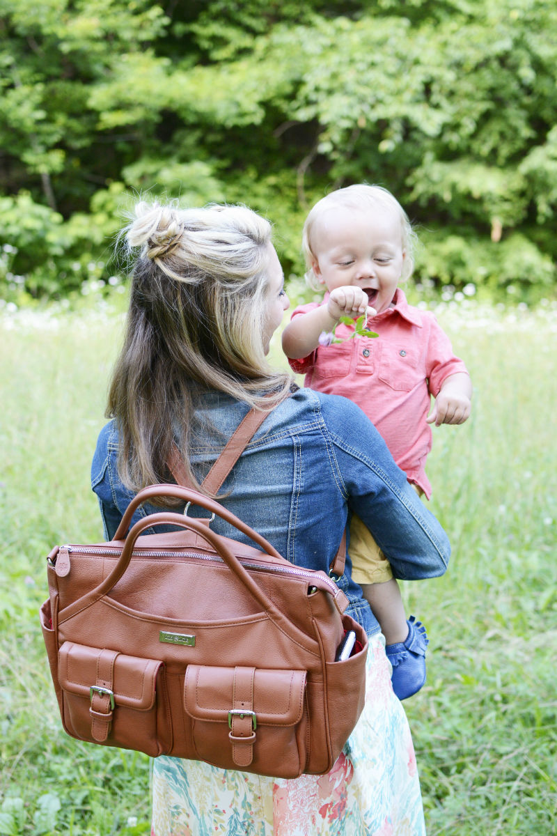 Lily Jade Co Diaper Bag